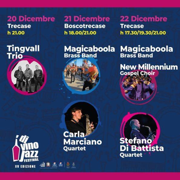 Divino Jazz Festival Trecase Boscotrecase
