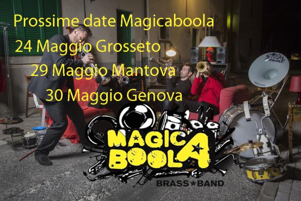 Maggio-Magicaboola
