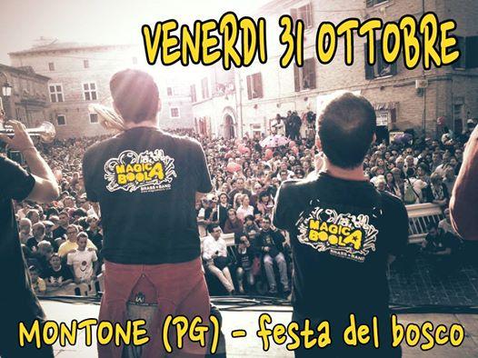 Montone (PG) Festa del Bosco