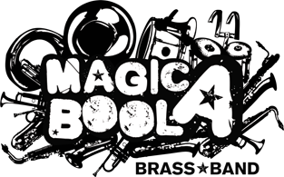 magicaboola brass band logo